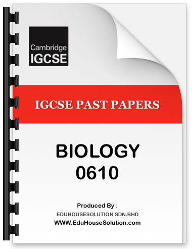 Igcse biology past papers online